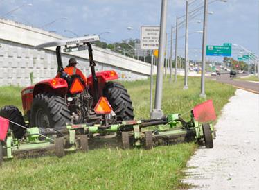 Roadside Mowing by JSM Services, Inc
